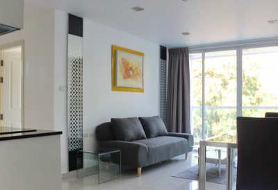 Art on the Hill - 1 Bedroom Condo For rent - only  ฿9.000 !!
