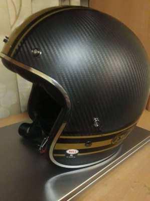 Bell Custom 500 Carbon Helmet