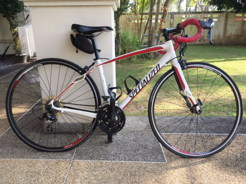 Road Bicycle Specialized Dolce