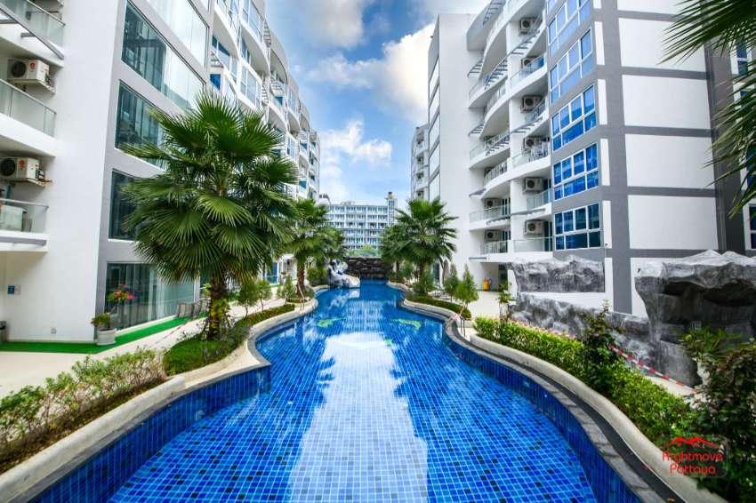 The Best 2 Bed Corner Unit @ Grand Avenue, Central Pattaya