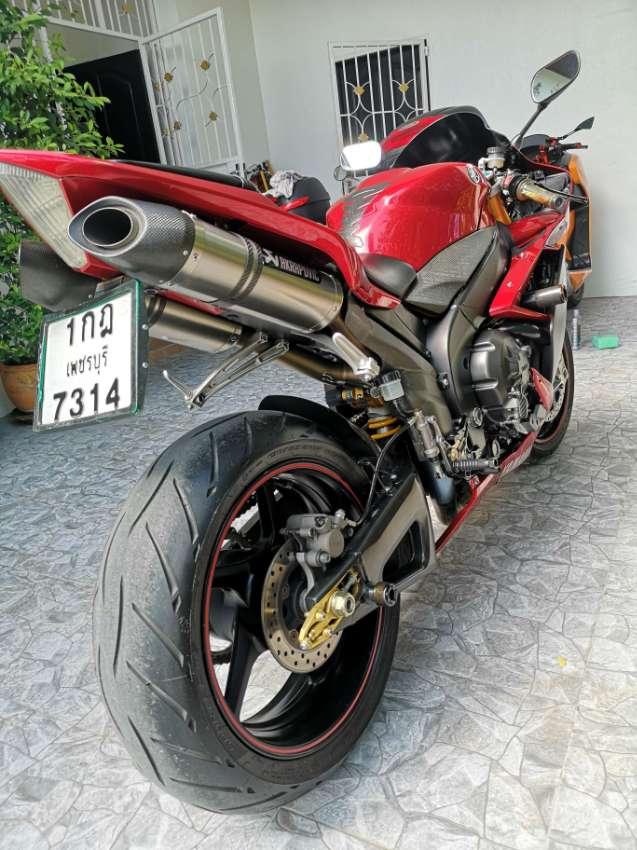 Yamaha YZF R1 Special Edition
