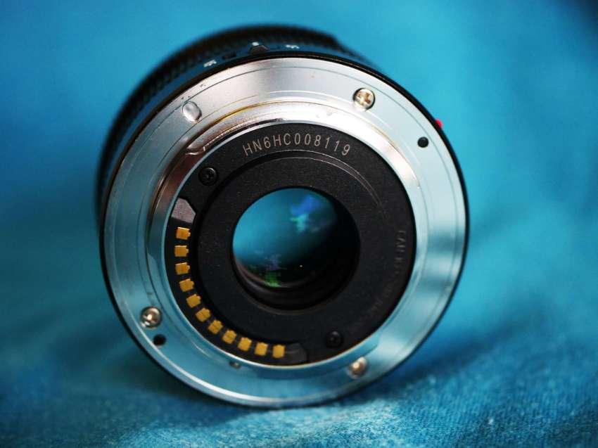 Panasonic Lumix G Leica DG Summilux 15mm f/1.7 ASPH Lens in Box