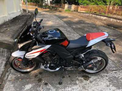 Great Condition!! Kawasaki Z1000 Special Edition.