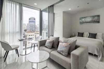 Condo for rent ,Hyde Sukhumvit 11,1 Bedroom Condo  (32 sqm), at 25k