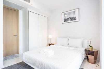 Condo for rent ,Hyde Sukhumvit 11,1 Bedroom Condo  (34.5 sqm), at 32k