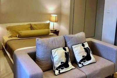 Condo for rent ,Hyde Sukhumvit 11,1 Bedroom Condo (35sqm), at 18K