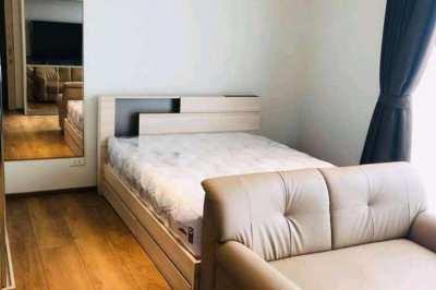 Condo for rent , Park 24 Phase 1,1Bedroom Condo (33 SQM), at 22K