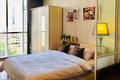 Condo for rent , Park 24 Phase 1,1 Bedroom Condo (28  SQM), at  18K