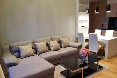Duplex Condo for rent , Park 24 Phase 1,2 Bedroom Condo (88SQM), 70K