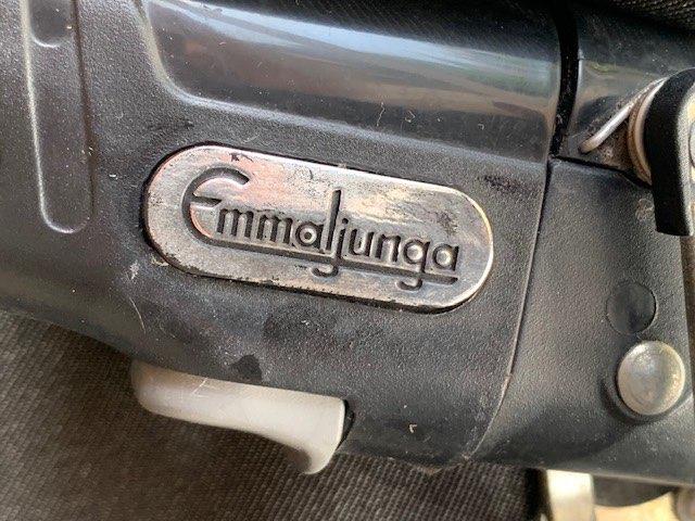 Stroller Emmaljunga,TOP quality with Todler Roller