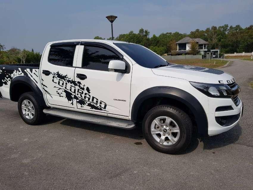Chevrolet Colorado LT Double-cab 2018