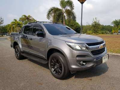 Chevrolet Colorado High Country Storm 2.5 l Double-cab 2019 Top Model
