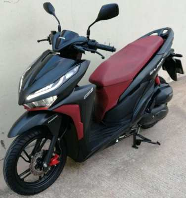 Honda Click 150 LED rent start 2.125 ฿/month (6M Contr) 1 mo. 2.500 ฿