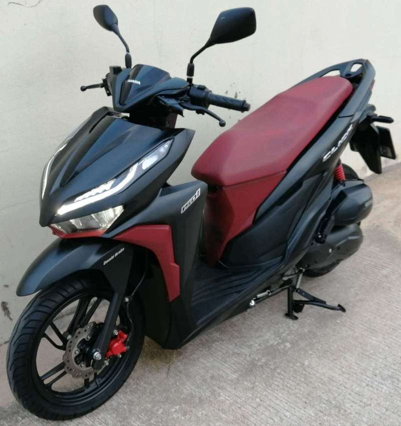 Honda Click 150 LED rent start 2.125 ฿/month (6M Contr) 1 mo. 2.500 ฿
