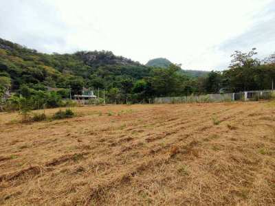 Hot!  Awesome Mountain and Sea View Home Building Plot 1-3-50 Rai