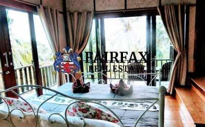 Villa Style Resort For Sale In Thong Nai Pan Noi, Koh Phangan