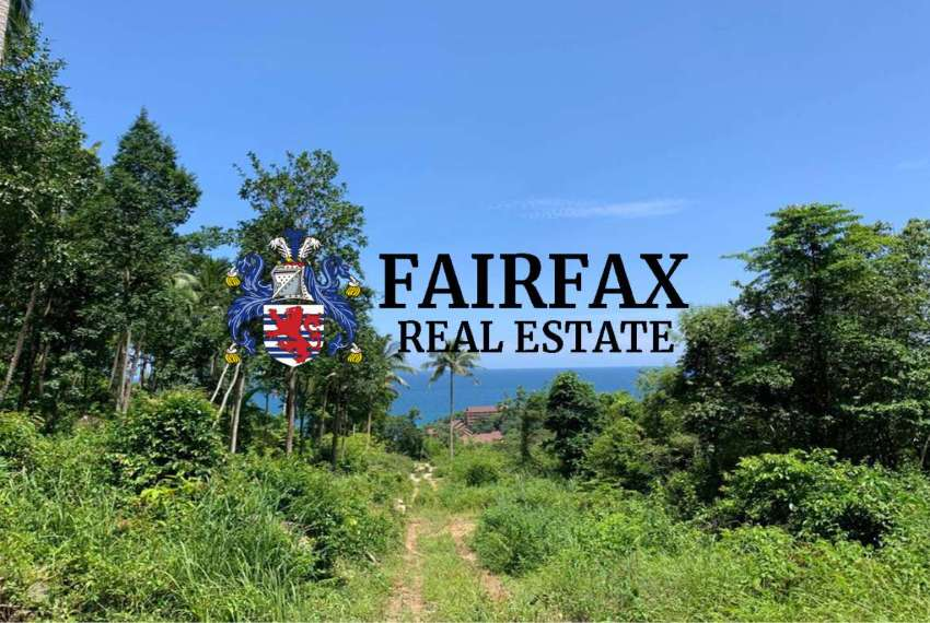 800 SQM Sea View Land For Sale In Haad Yao, Koh Phangan