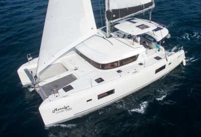 2019 – Lagoon 42   Maralyn – Sailing Catamaran