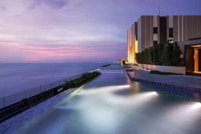 5 star luxury condo for sale at Baan Plai Haad Condo  Wong Amat