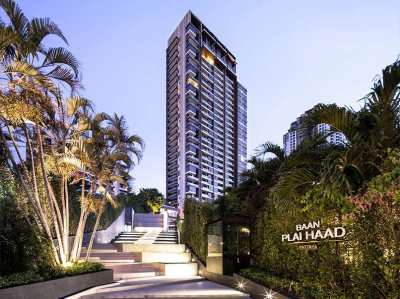 5 star luxury condo for sale at Baan Plai Haad Condo  Wong Amat