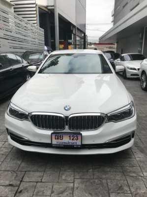 BMW 530e Hybrid plug-in