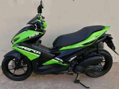 07/2019 Yamaha Aerox 155 44.900 ฿ Finance by shop