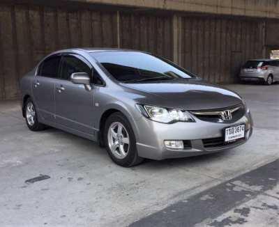 2008 HONDA CIVIC 1.8 S