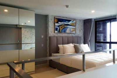 Condo for Rent  -   Knightsbridge Prime Sathorn , 1BR (44 sqm), at 35k