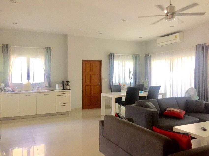 Beautiful Single House For Sale in Huayyai  Located