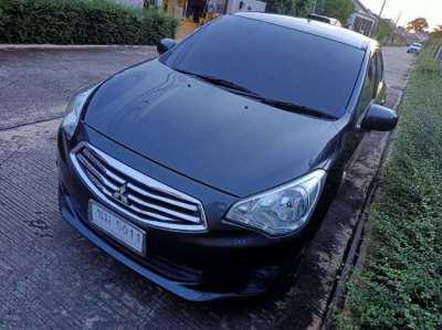 2014 Mitsubishi Attrage GLX Sedan For Sale