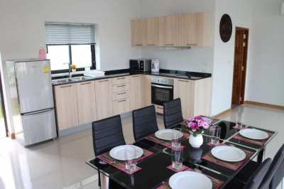 Luxury 2-3 bedroom house, located at Phoenix Gold Golf Club.