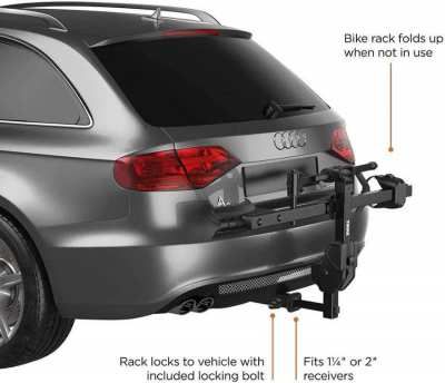 REDUCED Thule T1 Bike Carrier for Towing Hitch