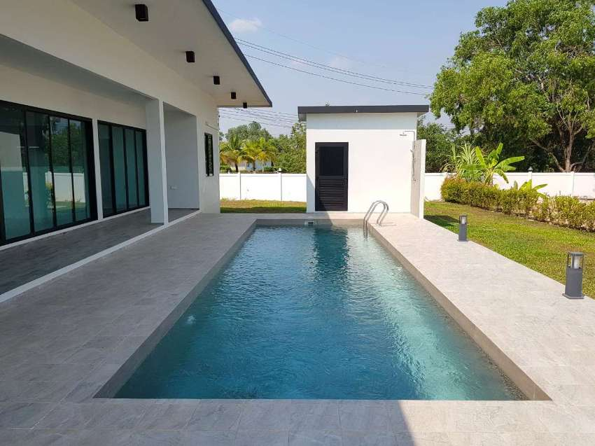 ATTRACTIVE 3 BEDROOM POOL VILLA IN A NEW PROJECT CLOSE TO MAE PHIM!