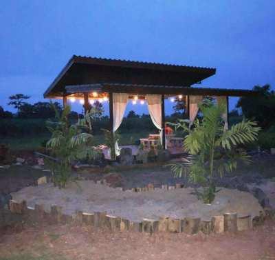 Buriram 3 rai + of land for sale.