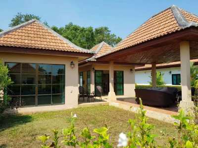 2 bedroom house in Bali Residence, Mae Phim! Now 2,095,000 THB