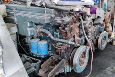 4 x Perkins YA51085 Marine Engines