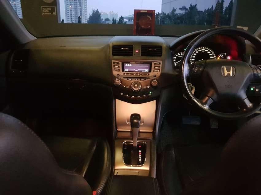 Honda Accord 2.4 automatic 2006