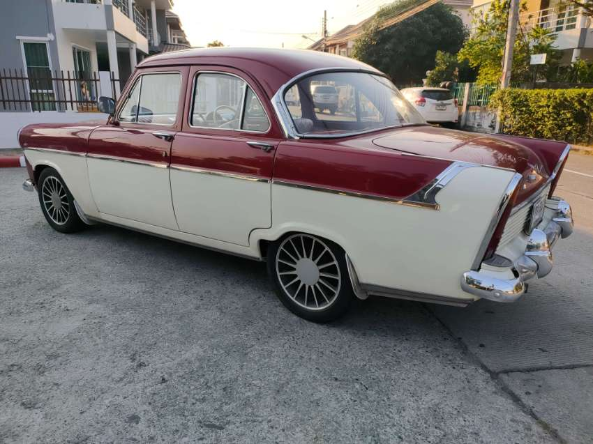 Ford Zodiace for sale