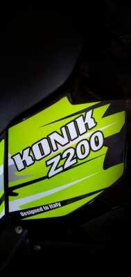 Very popular Konik Z200 Latest model 2021