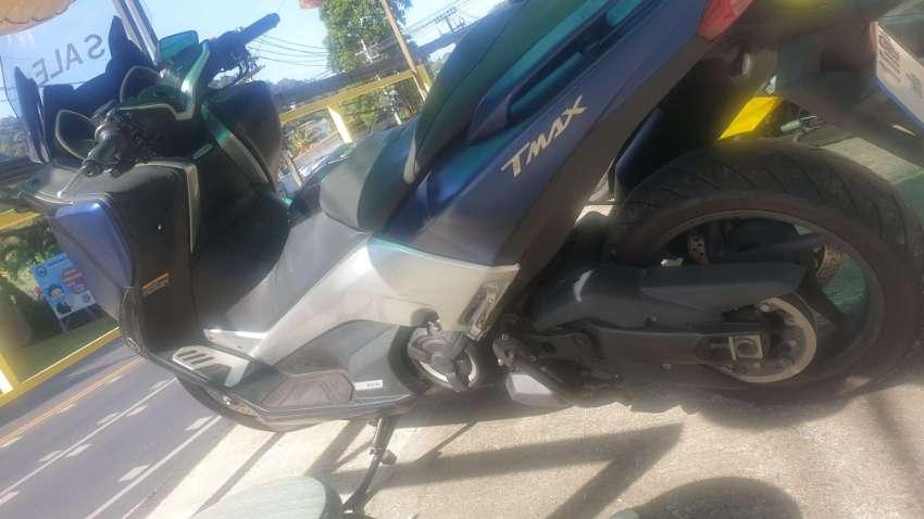 Yamaha Tmax DX 530   10/2017