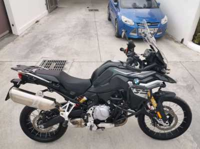 Perfect 2020 BMW F850GS Exclusive