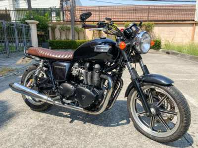 Triumph Bonneville SE Air-cool Year 2015