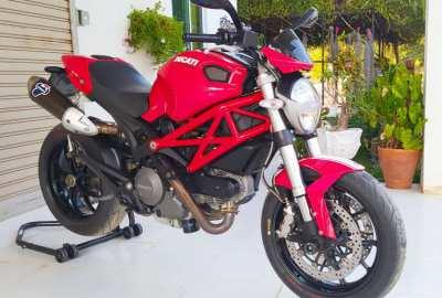 '14 Ducati Monster 796 Corse