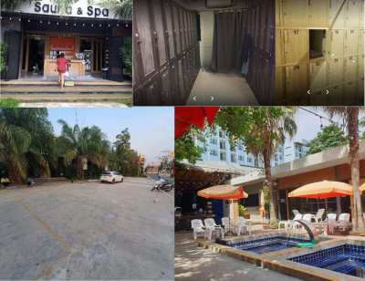 Pattaya Industrial Spa Massage Center Take Over