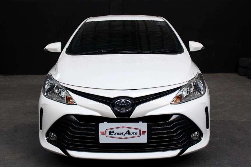 2018(mfd '18) Toyota Vios 1.5 E A/T