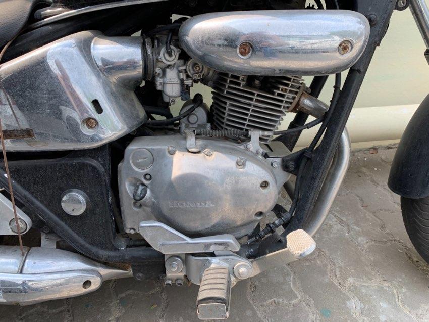 Honda Phantom 200cc
