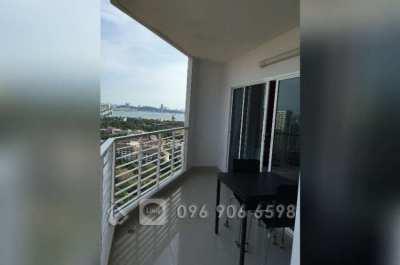 Hot Price | For Sale | Spaciuos 1 Bedroom | AD Haytt Wongamat