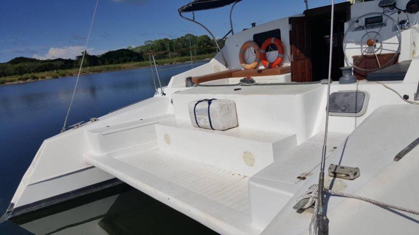 Catamaran 42 ft. (Quick sale )!!!!