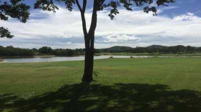 Land 2 rai 46 T.w. for sale in Cha am Springfield golf