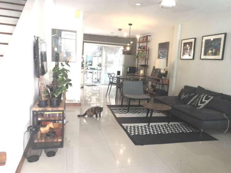 Cha-am Town Center 3 BR 3 Bath Semi-Furnished Rental (Pets Allowed)